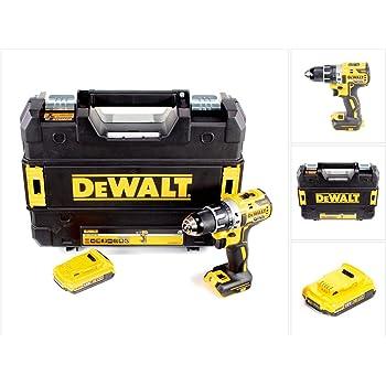 DeWalt DCD 791 18 V Taladro atornillador (Brushless en Tstak de caja solo incluye 5 piezas DT 4535 QZ – Broca en espiral para madera (Juego de – sin batería, sin cargador: Amazon.es: Bricolaje y herramientas