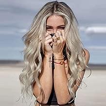 Best blonde wig real hair Reviews