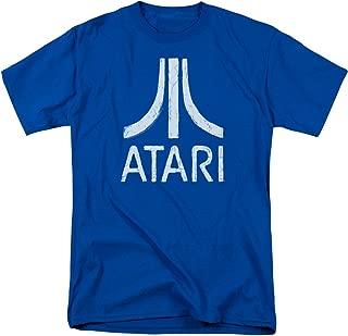 Atari 2600 - Men's T-shirt Rough Logo