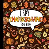 I Spy Thanksgiving For Kids: Developed By A Speech Therapist | Phonological Awareness, Letter Tracing, Searching, And Identifying Activities | Preschool and Toddler Coloring Book For Thanksgiving