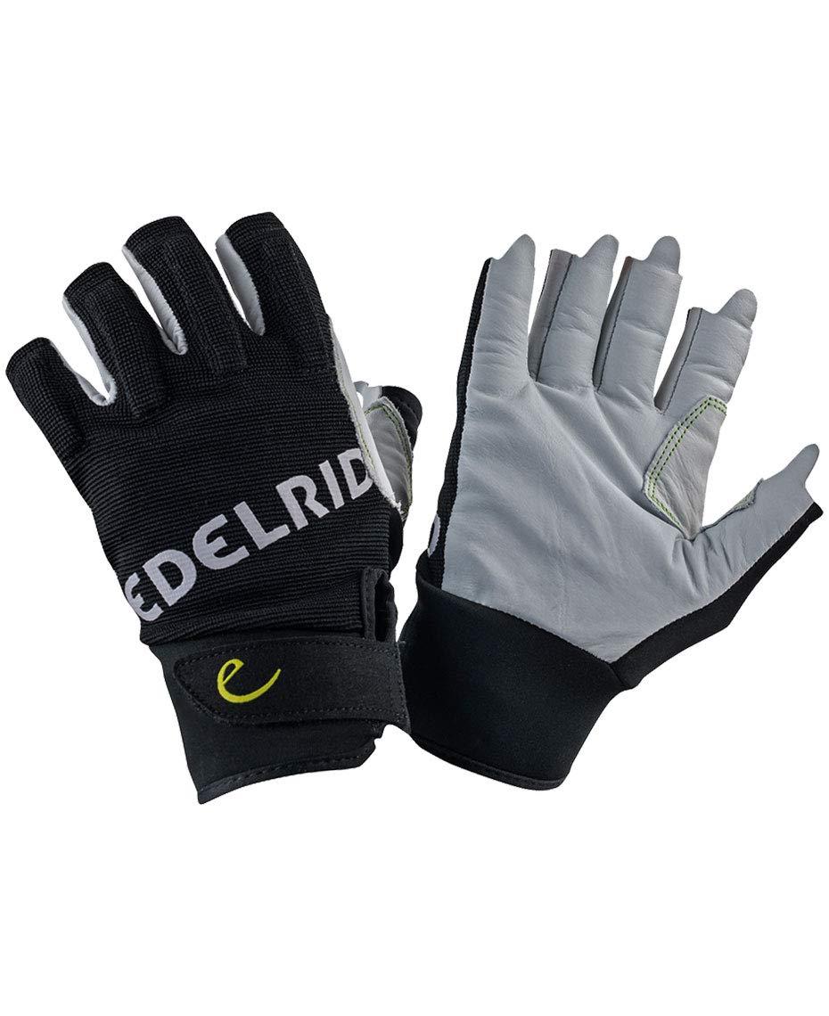 EDELRID Unisex Handschuhe Work Gloves Open, Snow (047), XL