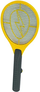 Harbor Freight Electric Bug Fly Swatter/Mosquito Zapper, Best for Indoor and Outdoor Pest Control with Safety Guard