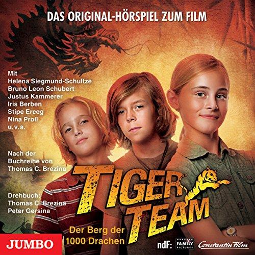 Tiger-Team. Das Original-Hörspiel zum Film Titelbild