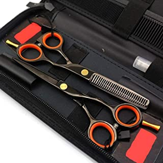 Comfortable Hairdressing Scissors for Children Professional Hairdressing Scissors in Stainless Steel Round Head to Avoid