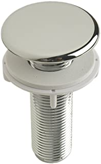 DANCO Kitchen Sink Hole Cover | Sink Plug Cover | Rust Resistant | Chrome (89344)