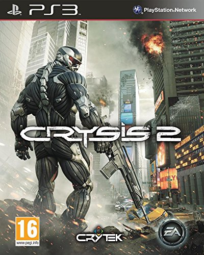 Electronic Arts Crysis 2 - Juego (PlayStation 3, Tirador, RP (Clasificación pendiente))