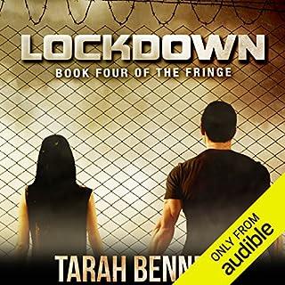 Lockdown audiobook cover art