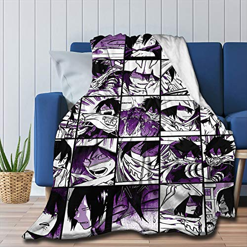 Tamaki Amajiki Fleece Blanket (Many)