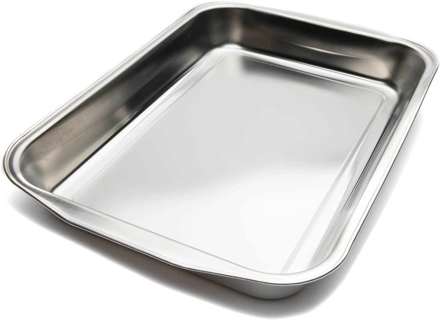 Fox Run Roasting Stainless Steel 14.5 Baking Max 49% Popular products OFF Pans inches