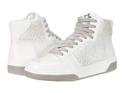 Steve Madden Freethrow Sneaker (White/Grey) Women