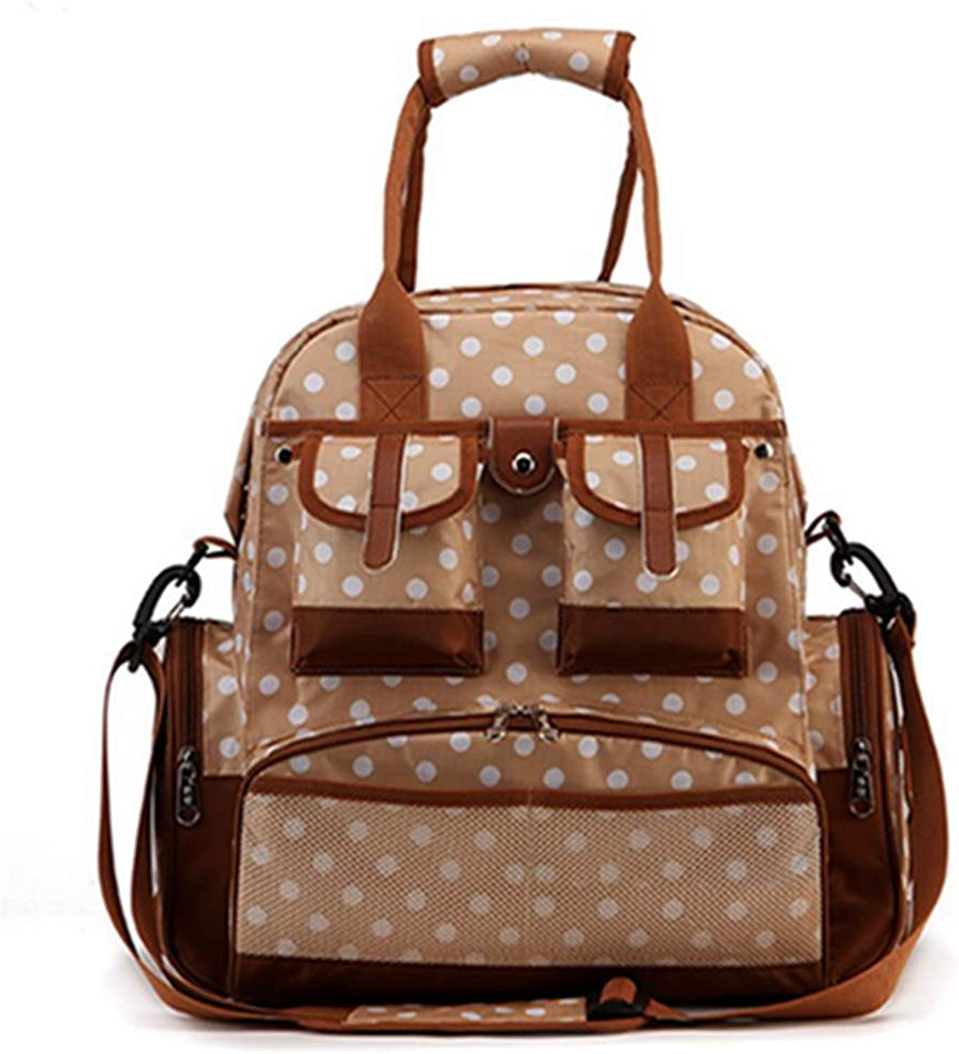 Mother and Baby Bag, Shoulder Out Travel MultiFunction Large Capacity Mummy Bag