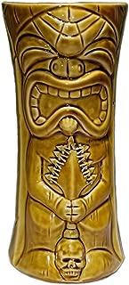 Hawaiian God Ku Kaili Moku Tiki Mug - Large Brown - Limited Edition