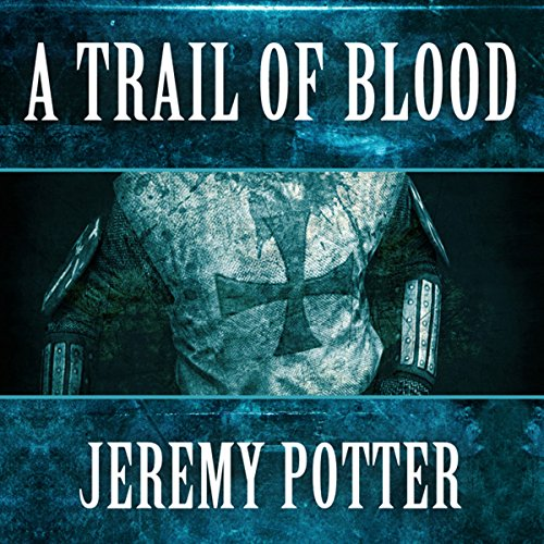 A Trail of Blood audiobook cover art