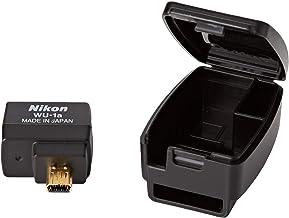 Nikon WU-1A WLAN Adapter - Adaptador de Red USB (WLAN 802.11b Port, WLAN 802.11g Port), Negro