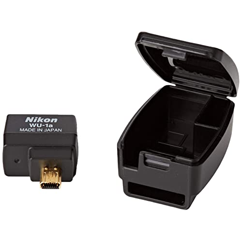 Nikon WiFi Adapter: Amazon com