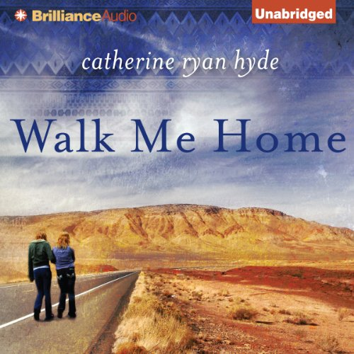Walk Me Home audiobook cover art
