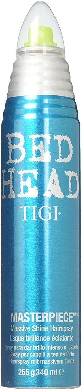 Rare Tigi Bed Head Masterpiece Massive 9.5 Ounce Shine Pa Hairspray Mail order cheap