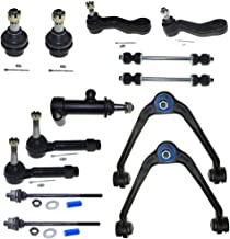 13pc Complete Front Suspension Kit for Chevy Tahoe & GMC Sierra 1500 Suspension Kit for w/Upper & Lower Ball Joints for Chevy 2002-2006 Avalanche 1500 & 00-06 Suburban 1500/Tahoe & 99-06 Silverado