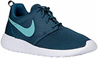 Women's Roshe One Size 9.5 Midnight Turquois 844994-301