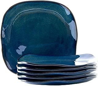 Tuxton Home THGAN502-6B Artisan Dinner Plate, 11-Inch, Night Sky Blue