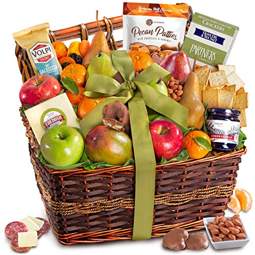 Abundance Fruit Basket Gift