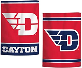 WinCraft University of Dayton Flyers Garden Flag 12.5 x 18 inches, 2 Sided Print