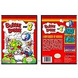Bubble Bobble Part 2 | NES - Game Case