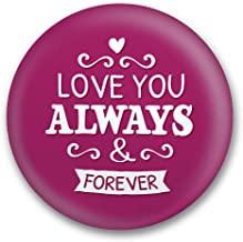 Little India Love You Always Fridge Magnet (MGN105)