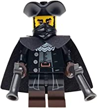 LEGO Collectible Minifigure Series 17 - Highwayman Mystery Man (71018)