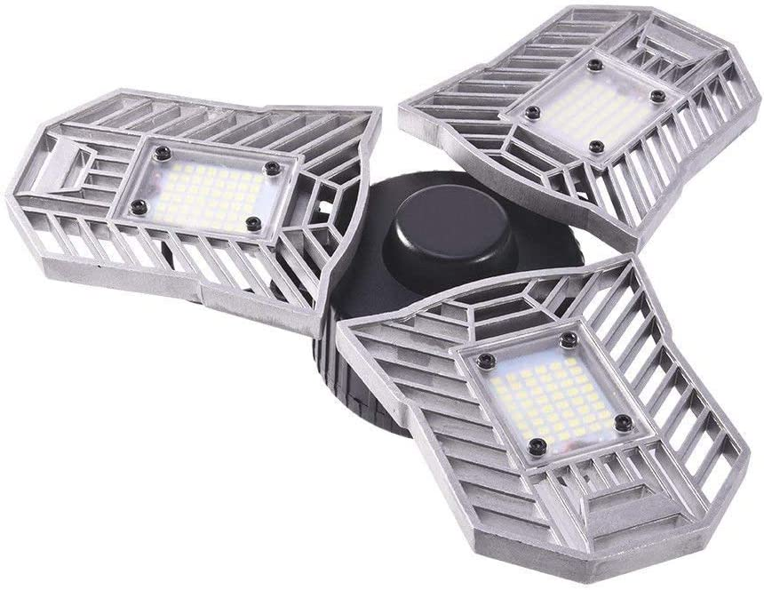60W Deformable Nippon regular agency LED Garage Ranking TOP8 Light Factory Warehouse Ceiling