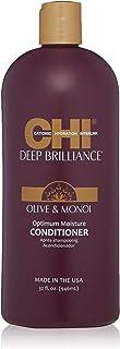 CHI Deep Brilliance Olive & Monoi Optimum Moisture Conditioner 32 oz