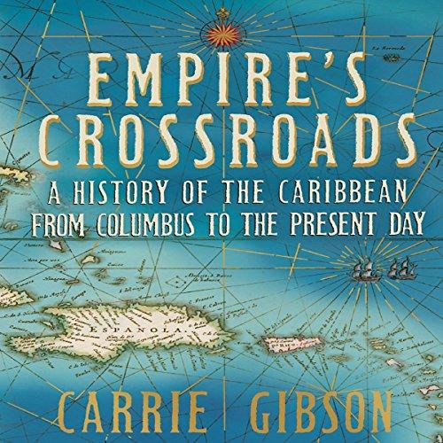 Empire's Crossroads audiobook cover art