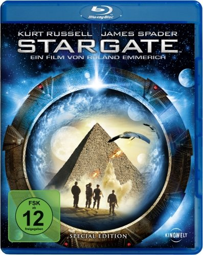 Stargate [Blu-ray] [Special Edition]