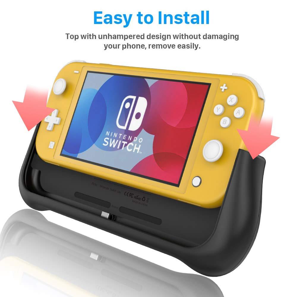 Compatible con Nintendo Switch Lite Battery Funda Batería ...