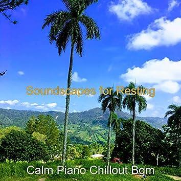 Soundscapes for Resting