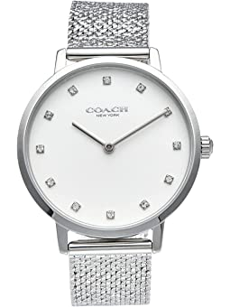 COACH Audrey,Stainless Steel