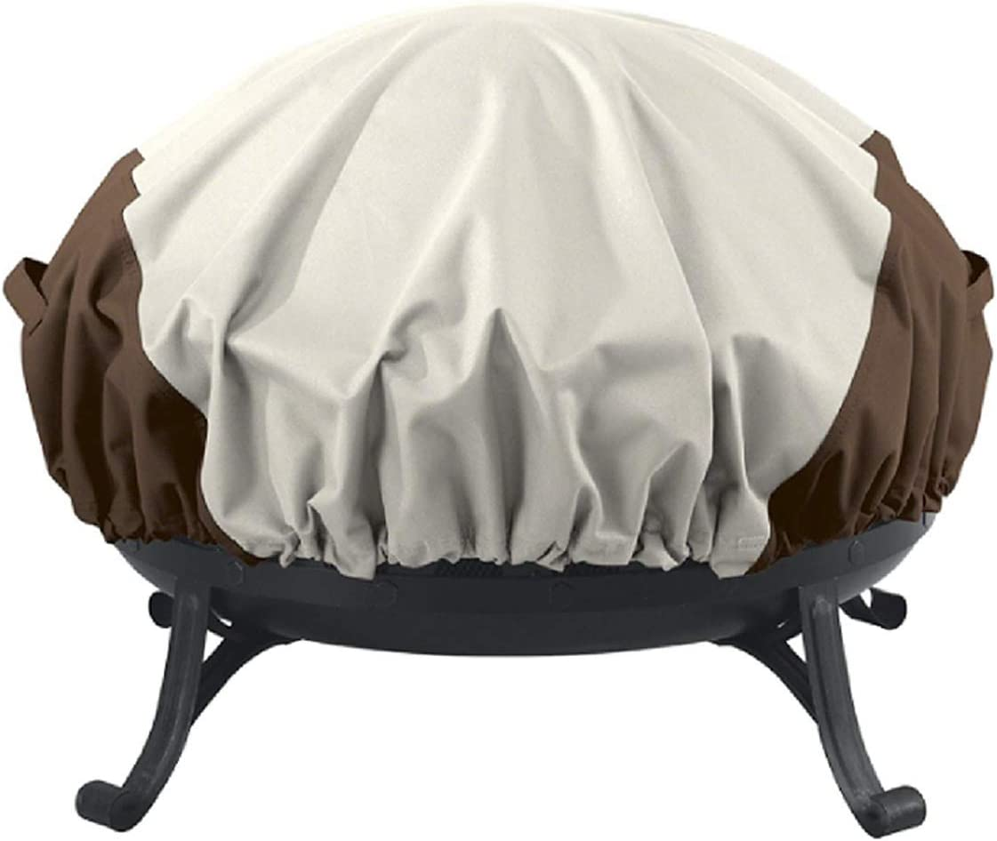 Amazon 70% OFF Outlet Max 61% OFF Basics Outdoor Round Patio Fire 44 Small inch Pit Cover