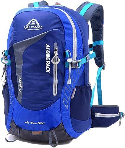 GJF GJF000206 Femme Sac à dos de randonnée bleu ciel grand