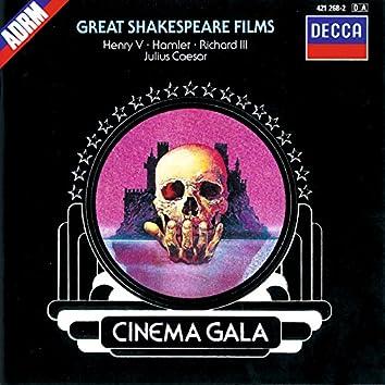 Great Shakespeare Films - Cinema Gala