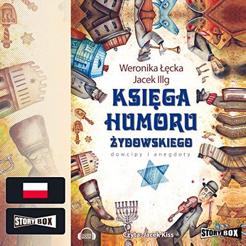 Ksiega humoru zydowskiego audiobook cover art