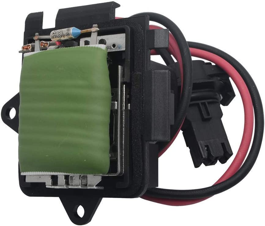 Riloer Resistencia del Ventilador del Motor del Calefactor/Ventilador Compatible con Renault Trafic Opel Vivaro 7701050325