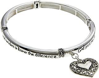 serenity charm bracelet