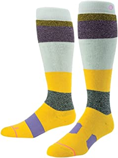 Stance Sierra Lightweight Snowboard Sock - Girls' Purple, One Size