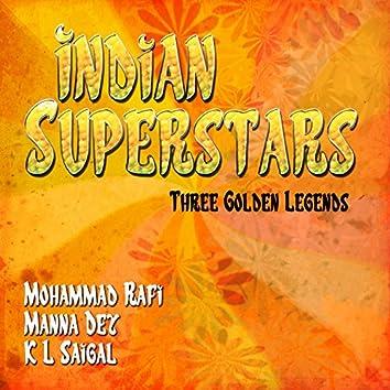 Indian Superstars - Three Golden Legends, Vol. 3