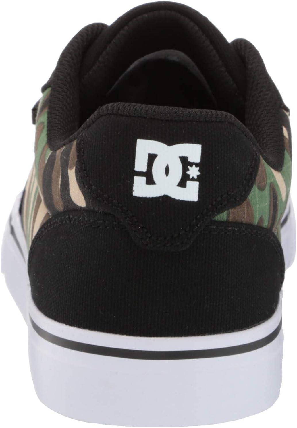 DC Mens Anvil Casual Skate Shoe