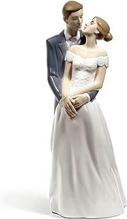 lladro nao bride and groom
