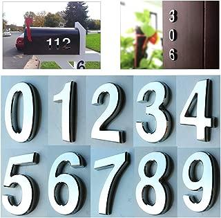 big door numbers