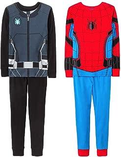 Spiderman /& Friends ~Boys SKI Flannel Pajama Set~ SZ 4T