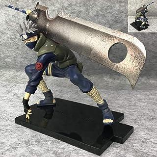 ZHAOHUIFANG -15cm Cumpleaños Colección del Regalo del Anime De Gran Espada Kakashi Modelo Niños