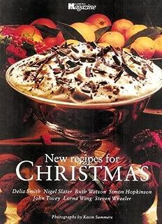 New Recipes for Christmas